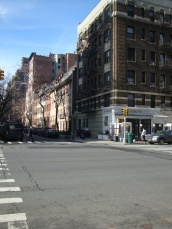 151 E 19th Street Approach from 3rd Avenue (West)