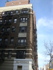 151 E 19th Street Front looking past corner of 3rd Avenue (North)