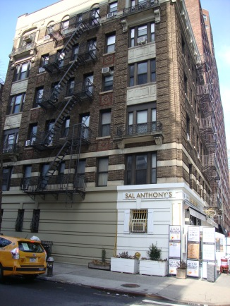 151 E 19th Street Front from corner of 3rd Avenue (North)